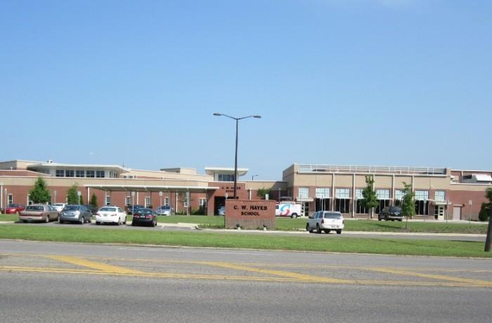 C. W. Hayes School