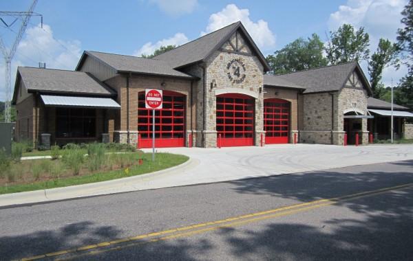 Birmingham Fire Station #4