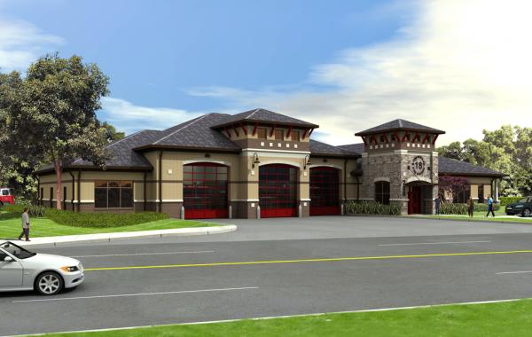 Birmingham Fire Station #18