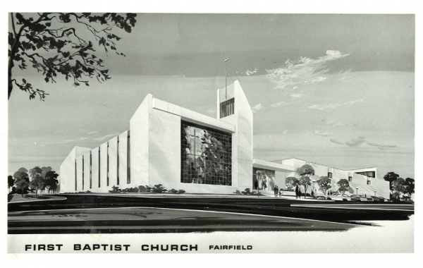 First Baptist Church Fairfield