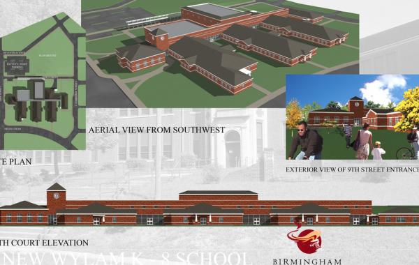 Wylam K-8 School